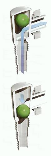 Обратный клапан Сифона для стиральной машины минисифон aps1 m500