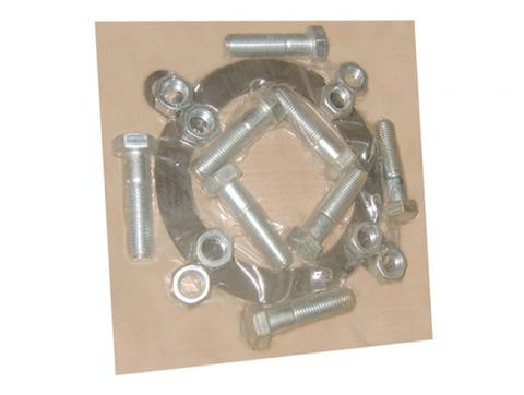 Комплект монтажный для фланцевого соединения для монтажа фланцевых соединений.