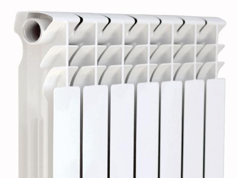 Радиатор отопления алюминиевый купить 500 мм