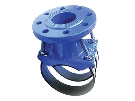 Седло присоединительное фланцевое, хомут для врезки для водопровода