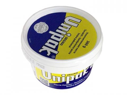 Сантехническая паста герметик unipak Унипак банка для герметизации резьбовых соединений