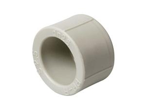 Заглушка полипропиленовая для водоснабжения и отопления ПП для воды водоснабжения отопления фитинг из полипропилена