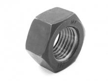 Гайка шестигранная черная ГОСТ 5927-70, 5915-70 соответствует DIN 934 для монтажа элементов систем водоснабжения и канализации.
