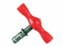 Калибратор для металлопластиковых труб с фаскоснимателем купить SLOVPLAST для развальцовывания металлопластиковых труб