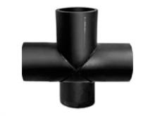 Крестовина сварная полиэтиленовая ПЭ100 давленим PN10 для холодного напорного водопровода.