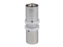 Муфта соединительная пресс. для многослойных металлопластиковых труб