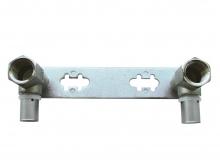 Пластина монтажная для многослойных металлопластиковых труб