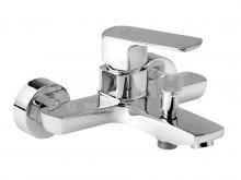 Смеситель для ванной ванны с душем Slovarm EH-3515 со шлангом с лейкой СловАрм