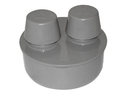 аэратор канализационный воздушный клапан полипропиленовый для канализации 110 мм 50 мм