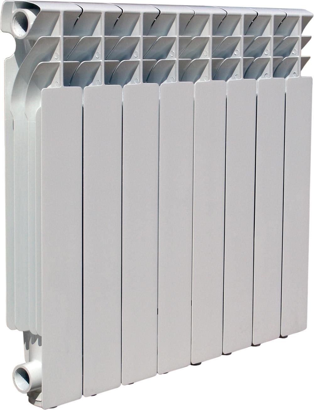 Mirado 500 алюминиевый радиатор отопления