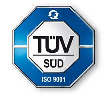 ISO SlovArm 9001 TUV SUD