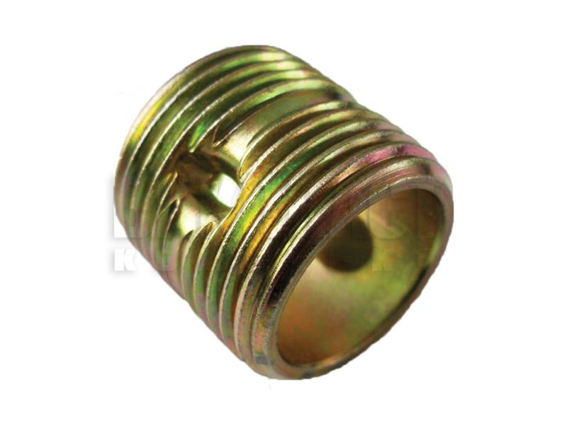 """Ниппель 1""""межсекционный для алюминиевого или биметаллического радиатора для соединения между собой секций."""