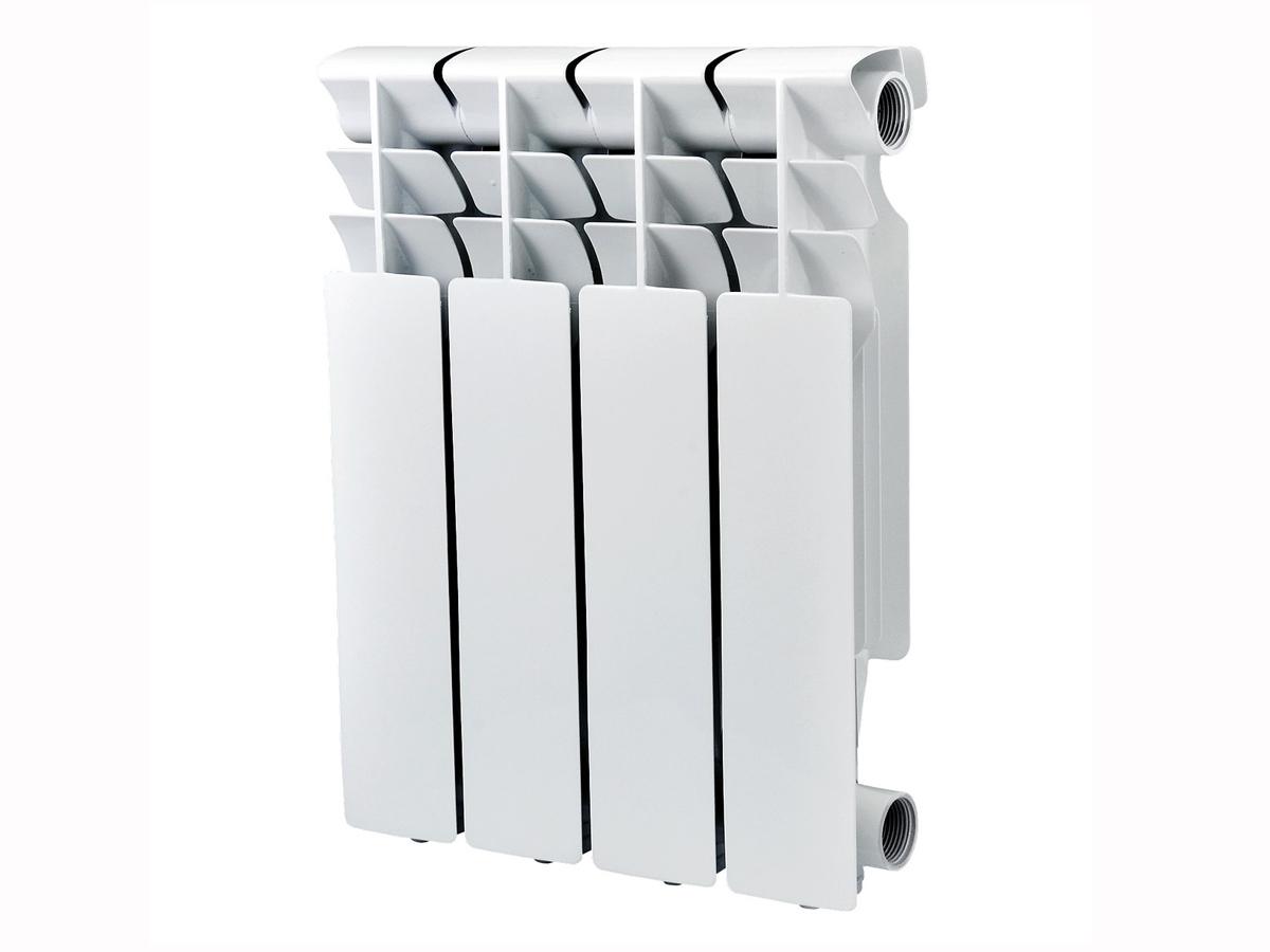 Алюминиевые радиаторы отопления 350 мм