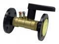 Балансировочный клапан фланцевый Ballorex Venturi FODRV в качестве ограничителя расхода и запорного устройства в системах отопления и водоснабжения.