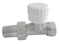 Клапан термостатический проходной с предварительной настройкой