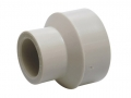 Муфта переходная наружная/внутренняя полипропиленовая ПП для воды водоснабжения отопления фитинг из полипропилена