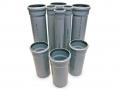 Труба канализационная внутренняя полипропиленовая для системы внутренней канализации фото купить в Минске