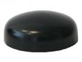 Заглушка черная стальная эллиптическая ГОСТ 17379