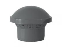 Флюгарка, вытяжка канализационная 110, зонт на канализационную трубу 110, грибок канализационный 110 полипропиленовый