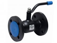 Кран фланцевый шаровый Broen DZT для установки как запорное устройство систем водоснабжения, теплоснабжения, охлаждения и промышленности