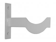 Кронштейн крепление для крепления чугунных радиаторов отопления на 2 отверстия настенное