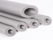 Вспененная теплоизоляция для снижения теплопотерь и теплоизоляция трубопроводов отопления и водоснабжения
