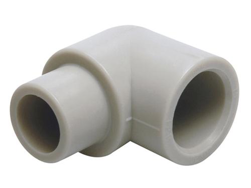 Угольник (отвод) 90° градусов внутренний/наружный полипропиленовый для воды водоснабжения отопления фитинг из полипропилена
